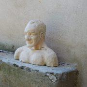 Statue Korsika